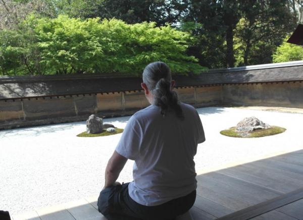 Kyoto - Le Ryoanji