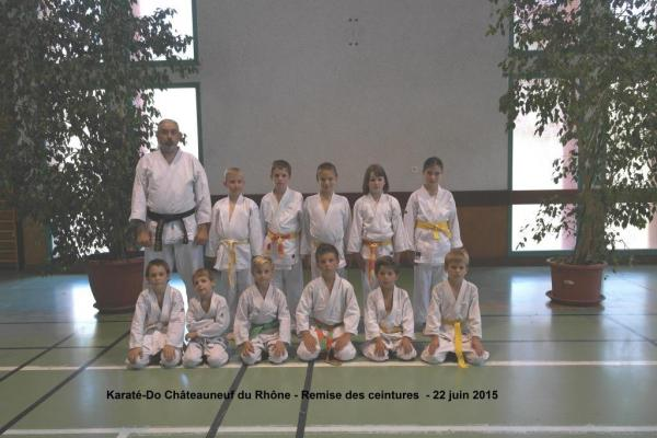 Karate do 26 chateauneuf du rhone